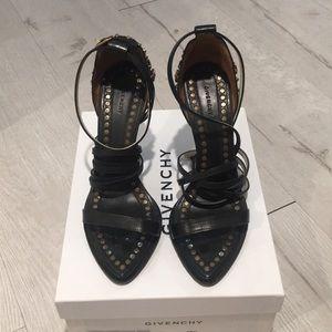 Givenchy Stud Heel Sandal